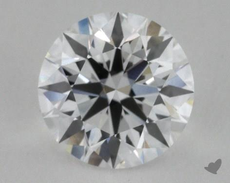 1.58 Carat D-VVS1  True Hearts<sup>TM</sup> Ideal  Diamond