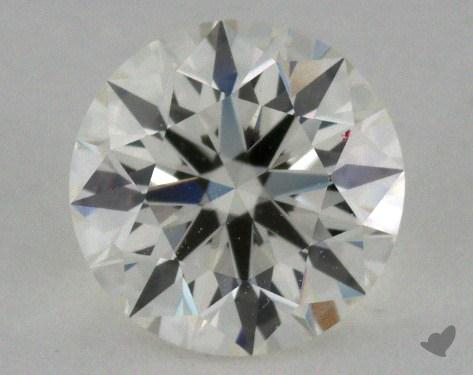 0.82 Carat I-IF  True Hearts<sup>TM</sup> Ideal  Diamond