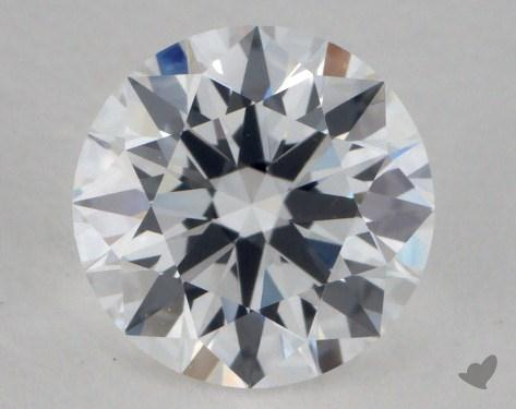 1.04 Carat D-VVS1  True Hearts<sup>TM</sup> Ideal  Diamond