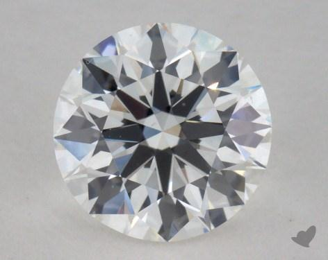 1.06 Carat F-VS1 True Hearts<sup>TM</sup> Ideal Diamond