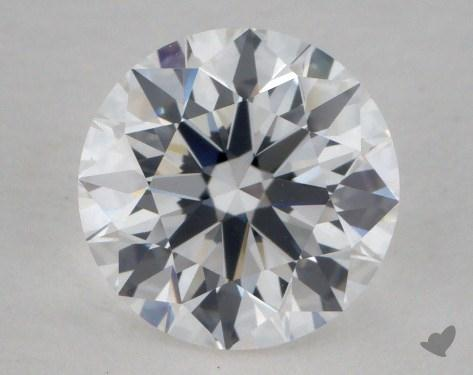 1.28 Carat D-VS1 True Hearts<sup>TM</sup> Ideal Diamond