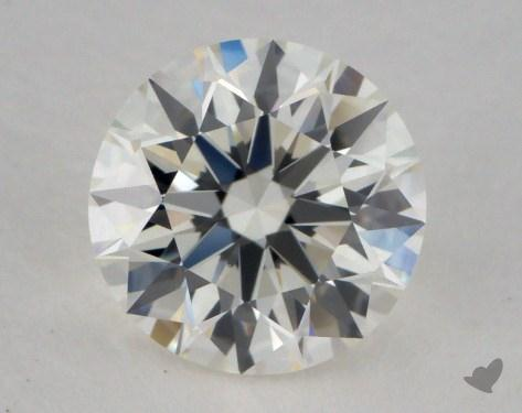 1.07 Carat I-VVS2  True Hearts<sup>TM</sup> Ideal  Diamond