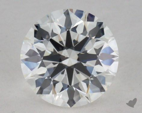 1.16 Carat G-VS2 Ideal Cut Round Diamond