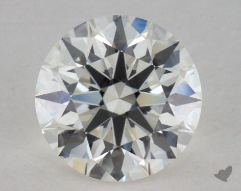 1.27 Carat I-VS1 Ideal Cut Round Diamond