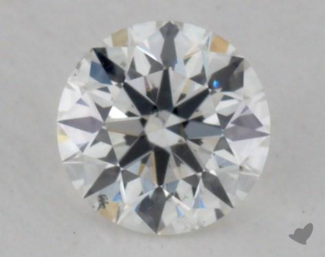 0.36 Carat H-SI2 True Hearts<sup>TM</sup> Ideal Diamond