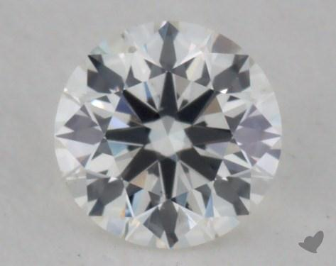 0.32 Carat H-SI1 True Hearts<sup>TM</sup> Ideal Diamond