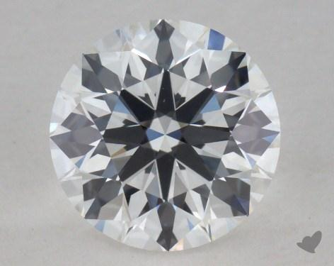 1.57 Carat E-SI1 True Hearts<sup>TM</sup> Ideal Diamond
