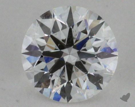 0.71 Carat E-SI2  True Hearts<sup>TM</sup> Ideal  Diamond