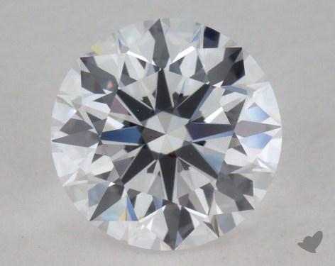 1.17 Carat D-VS1 True Hearts<sup>TM</sup> Ideal Diamond