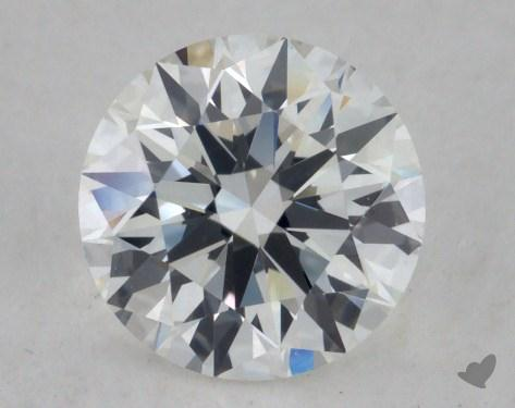 1.17 Carat F-VS1 Ideal Cut Round Diamond