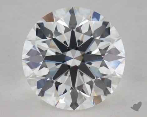 1.64 Carat F-VS1 True Hearts<sup>TM</sup> Ideal Diamond