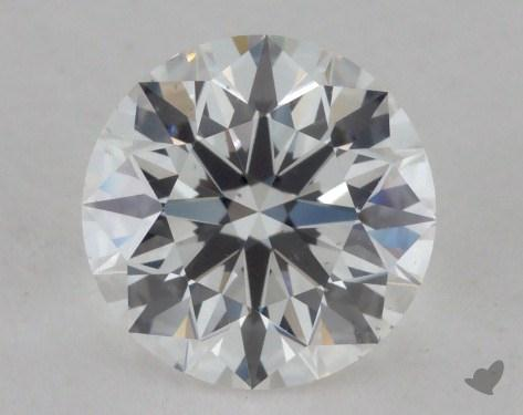 1.32 Carat E-VS2 True Hearts<sup>TM</sup> Ideal Diamond
