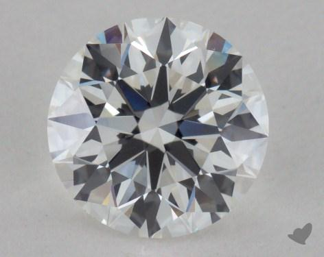 1.24 Carat F-VS2  True Hearts<sup>TM</sup> Ideal  Diamond