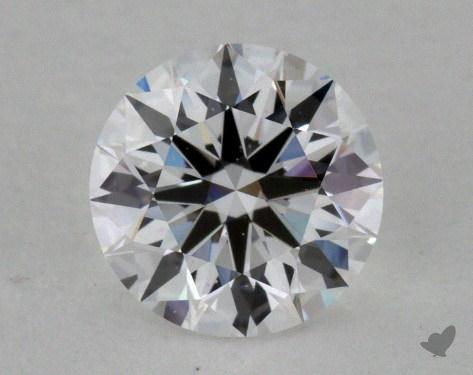 1.05 Carat D-VS2 True Hearts<sup>TM</sup> Ideal Diamond