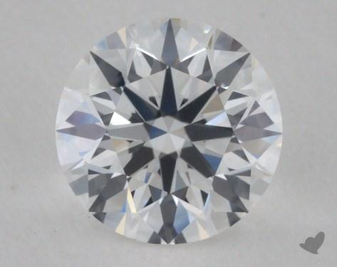 1.09 Carat E-VS2  True Hearts<sup>TM</sup> Ideal  Diamond