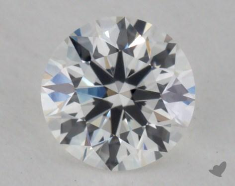 0.51 Carat G-VVS2 Ideal Cut Round Diamond