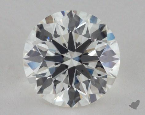 2.18 Carat H-VS2 True Hearts<sup>TM</sup> Ideal Diamond