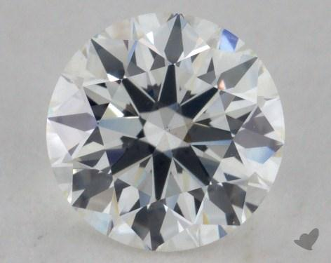 1.24 Carat G-VS2 True Hearts<sup>TM</sup> Ideal Diamond
