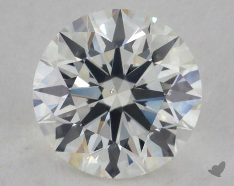 1.24 Carat H-SI1  True Hearts<sup>TM</sup> Ideal  Diamond