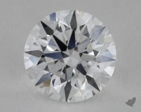 1.01 Carat D-SI1  True Hearts<sup>TM</sup> Ideal  Diamond