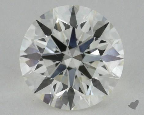 1.04 Carat J-VS2 True Hearts<sup>TM</sup> Ideal Diamond