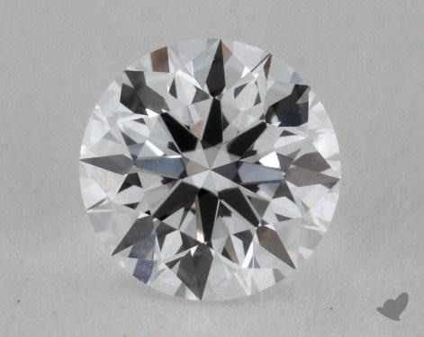 0.41 Carat D-VS2 Ideal Cut Round Diamond