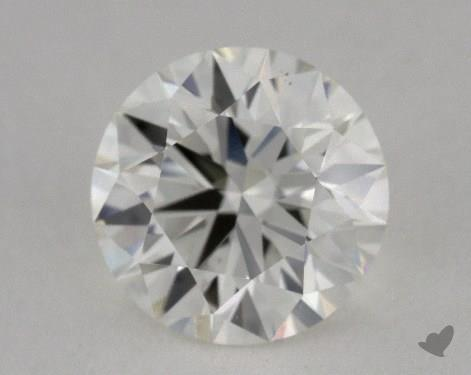 1.23 Carat D-VS2 True Hearts<sup>TM</sup> Ideal Diamond