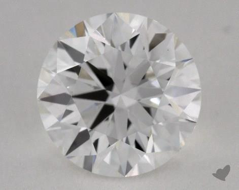 2.02 Carat F-VS1  True Hearts<sup>TM</sup> Ideal  Diamond