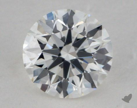 0.61 Carat G-VS1 Ideal Cut Round Diamond
