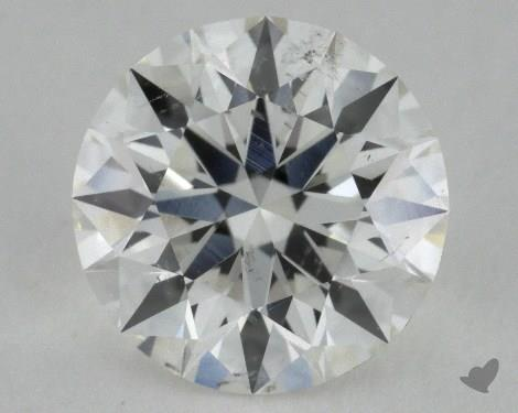 1.02 Carat H-SI2 Ideal Cut Round Diamond