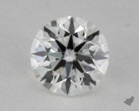 0.31 Carat J-VS2 Ideal Cut Round Diamond
