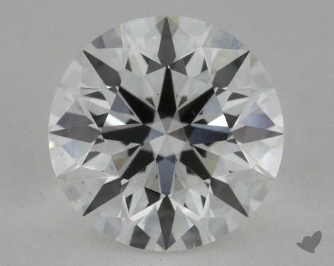 1.22 Carat G-VS2 True Hearts<sup>TM</sup> Ideal Diamond