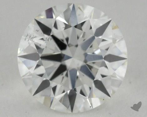 1.20 Carat H-SI1 Ideal Cut Round Diamond