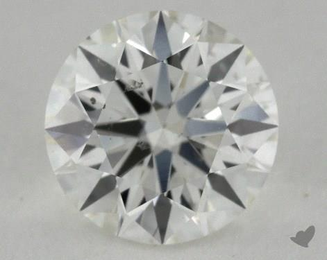1.07 Carat I-SI2  True Hearts<sup>TM</sup> Ideal  Diamond