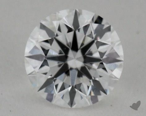 0.54 Carat E-SI1 True Hearts<sup>TM</sup> Ideal Diamond
