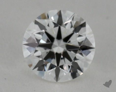 0.40 Carat F-VS2 Ideal Cut Round Diamond