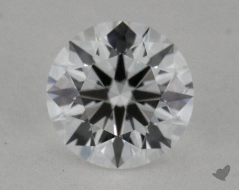 0.40 Carat F-VS2 Ideal Cut Round Diamond