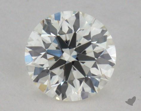 0.33 Carat J-VS2 Ideal Cut Round Diamond