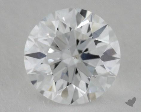 0.75 Carat D-VS2 True Hearts<sup>TM</sup> Ideal Diamond