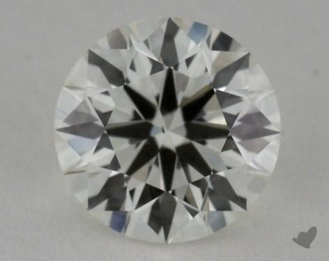 0.55 Carat J-VS2 Ideal Cut Round Diamond