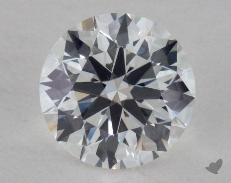 2.02 Carat G-VS1 Ideal Cut Round Diamond