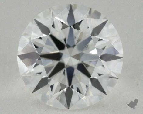 1.36 Carat G-VVS2 True Hearts<sup>TM</sup> Ideal Diamond