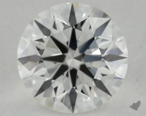 1.26 Carat I-VS1 True Hearts<sup>TM</sup> Ideal Diamond