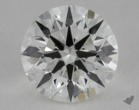 1.21 Carat H-VVS2 True Hearts<sup>TM</sup> Ideal Diamond