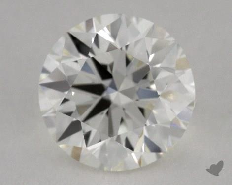 1.39 Carat J-VVS2 Ideal Cut Round Diamond