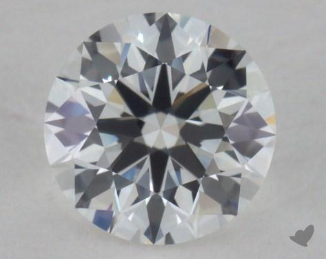 1.01 Carat F-IF Ideal Cut Round Diamond