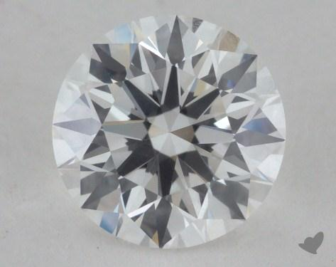 1.06 Carat E-VVS2 True Hearts<sup>TM</sup> Ideal Diamond
