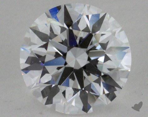 0.81 Carat D-VVS1  True Hearts<sup>TM</sup> Ideal  Diamond