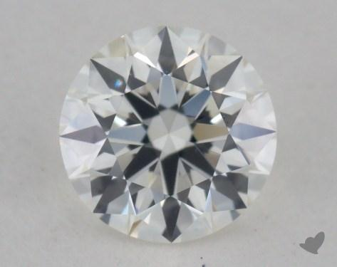 0.32 Carat I-VVS1  True Hearts<sup>TM</sup> Ideal  Diamond