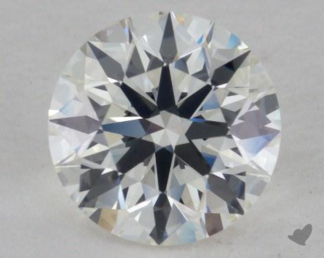 1.56 Carat H-VVS2 Ideal Cut Round Diamond